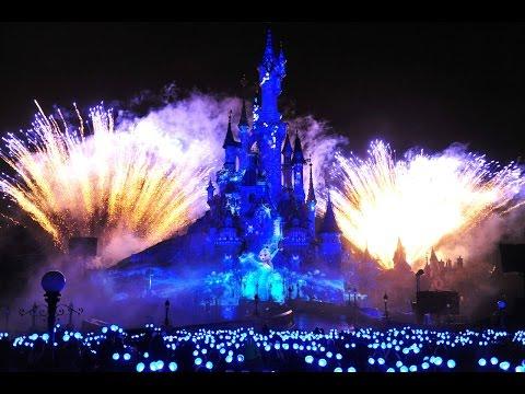 Disney Dreams! - Fête Givrée (2015) - Disneyland Paris