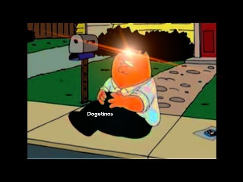 [Family Guy, Columbia meme] Peter trips and becomes w👁ke af