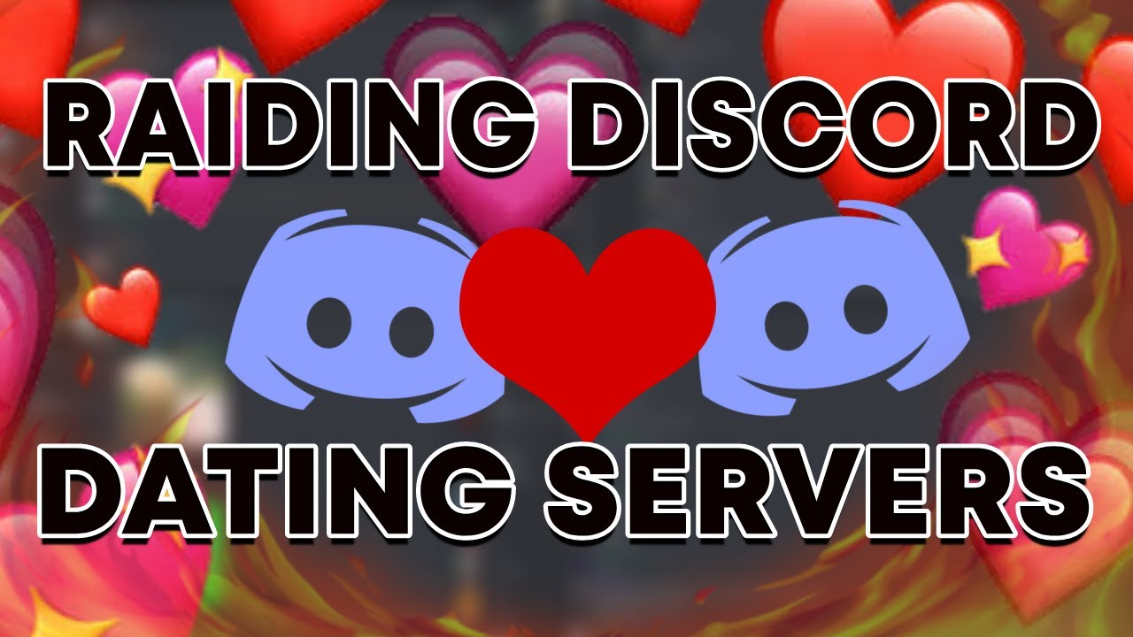 discord is not a dating app