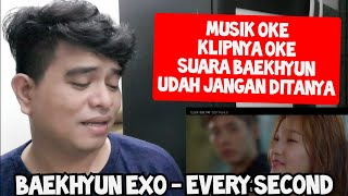 [KUPAS] ROMANTIS SUARANYA | BAEKHYUN EXO - EVERY SECOND | MV (Reaction)