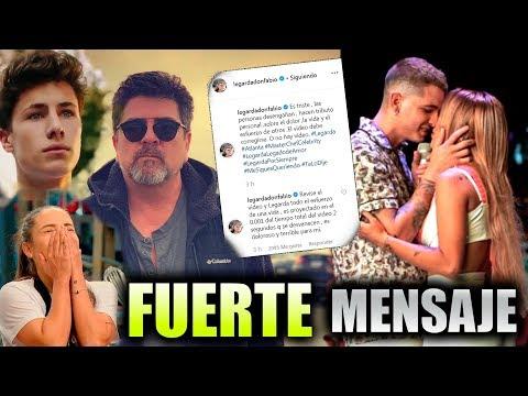 La Canción De Legarda Y Luisa W Se Cancela - Padre De Legarda NO Aguantó y Escribió Fuerte Mensaje