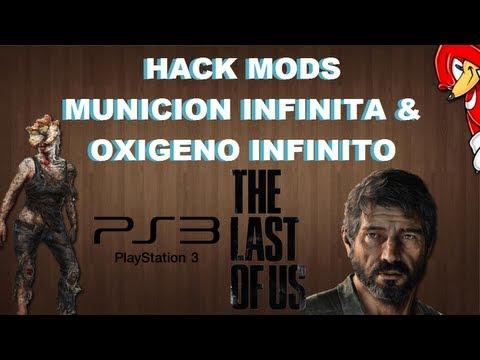 Hack Mods The Last Of Us Ps3 Cfw Infinite Ammo Infinite Oxygen Infinite Flamethrower