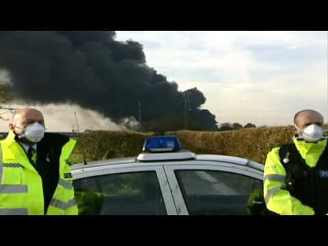 Reaction To Buncefield Explosion Decision