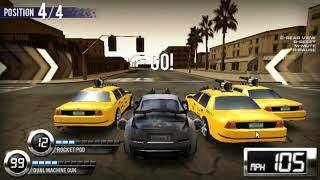 Burnin' Rubber 4 - Special Mission: Taxi Battle