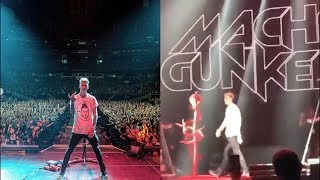 MGK Booed Off Stage While Doing Rap Devil
