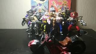 Іграшки 90-х. Випуск 5.Миші-байкери з Марса(частина 2)