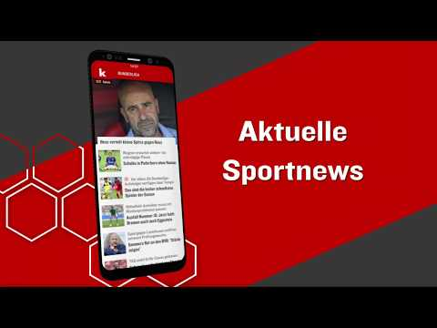 Kicker Fussball News Apps On Google Play