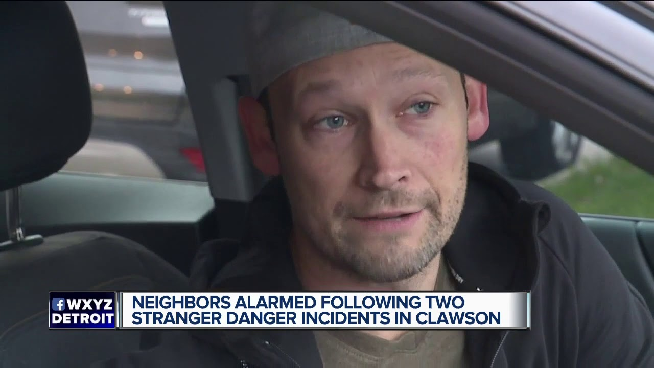 Police warn of black SUV following younger children in Clawson