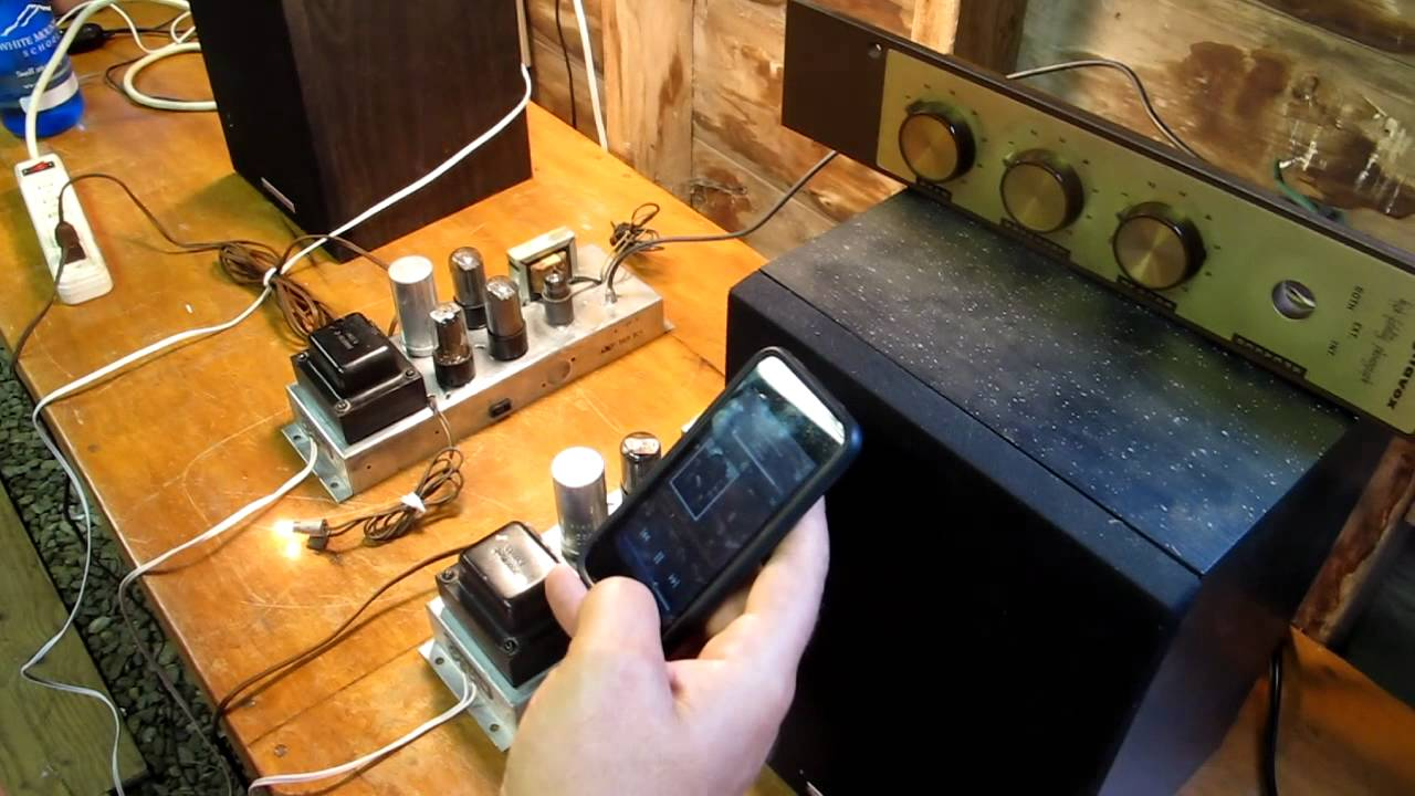 Magnavox Amp 169 Bb Monoblock Tube Amplifier Youtube Amplifiers