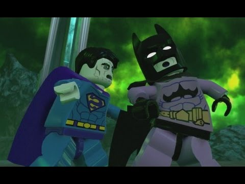 LEGO Batman 3 - Bizarro World DLC Pack (All Characters & Free Roam Gameplay)