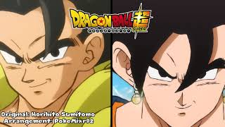 Dragonball Super - Fusion Theme (Epic Arrangement)