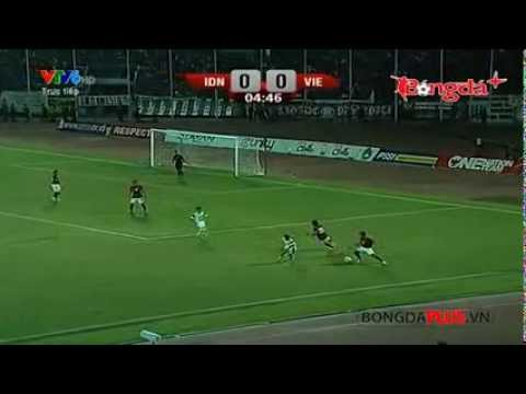 the whole solid kick aff U19 finals 2013: Vietnam and Indonesia Travel Video