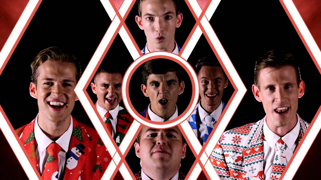 EPIC Trans-Siberian Christmas A Cappella Cover | Christmas Eve ...