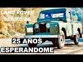 Salvamos Un Land Rover Santana Serie 2a, Sin Papeles Y 25 Años Esperándome En Un Pajar