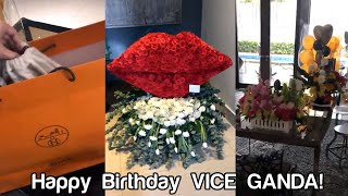 Vice Ganda Birthday Gifts 2019 | Happy Birthday! #ViceGanda