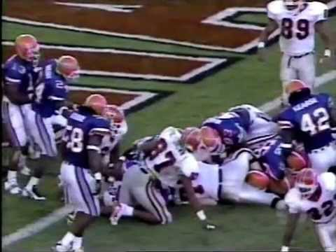 U. of Georgia vs. U. of Florida SEC Football Part 5