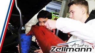 Mach was aus Dir - Jobentdeckertag bei Auto Zellmann