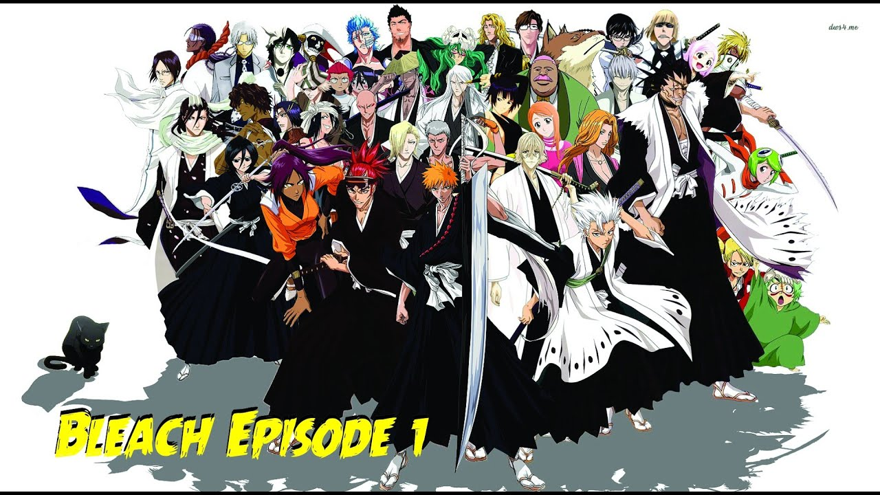 Download Bleach Episode 1 Subtitle Indonesia part 1