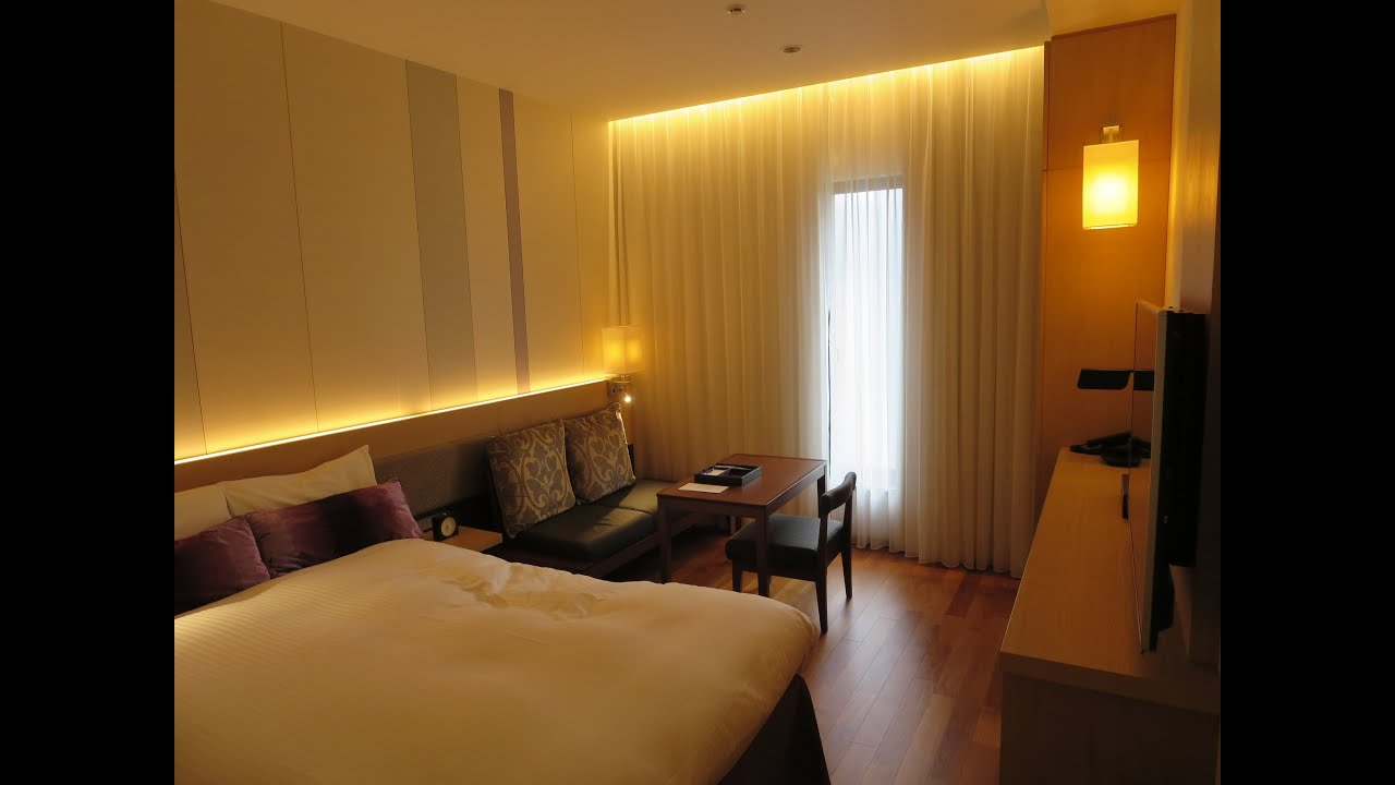 Mitsui Garden Hotel Osaka Premier Comfort Double Room YouTube