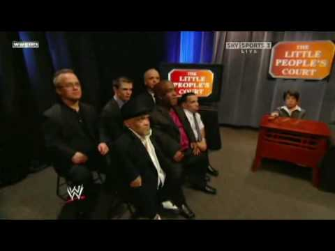 DX In Little People's Court (Part 1/2)