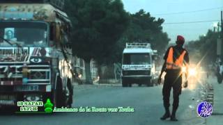 Magal Touba 2015 Ambiance de la Route vers Touba