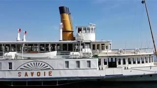 Bienvenue à bord du bateau