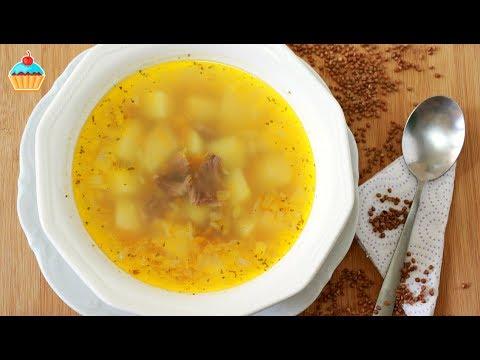 Супы крупяные