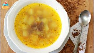 Ну, оОчень вкусный - Гречневый Суп!