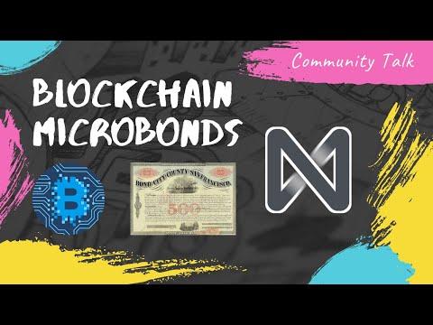 Berkeley's Future Blockchain Microbonds
