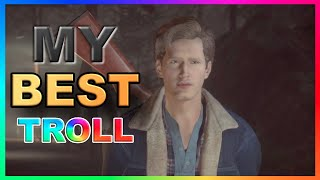 When you get team killed and spawn back as Tommy Jarvis TWICE | MY BEST TROLL (Hilarious)