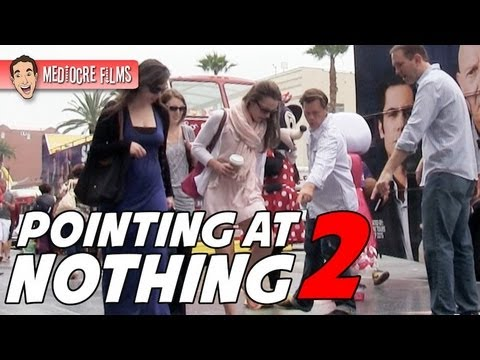 Pointing at Nothing in Hollywood (with Jack Vale)
