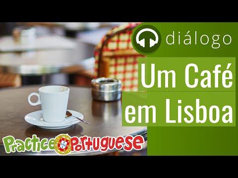 Diálogo 24 - Um Café em Lisboa