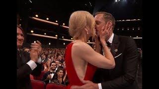 Николь Кидман поцеловала Александра Скарсгарда на глазах у мужа