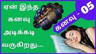 Kanavu Palangal In Tamil (Ep - 5) | Dreams Meaning In Tamil | Dream Meanings | கனவு பலன்கள்