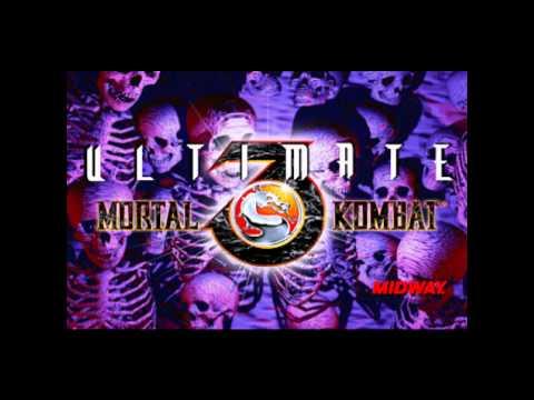 Ultimate Mortal Kombat 3 Arcade Music - Player Select