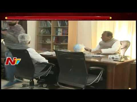 YCP MP Vijay Sai Reddy Clarifies his Support to MP's Resignation || NTV