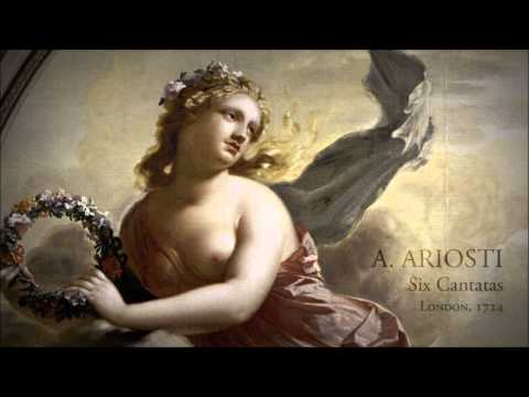 A. Ariosti - 6 Cantatas (London, 1724)