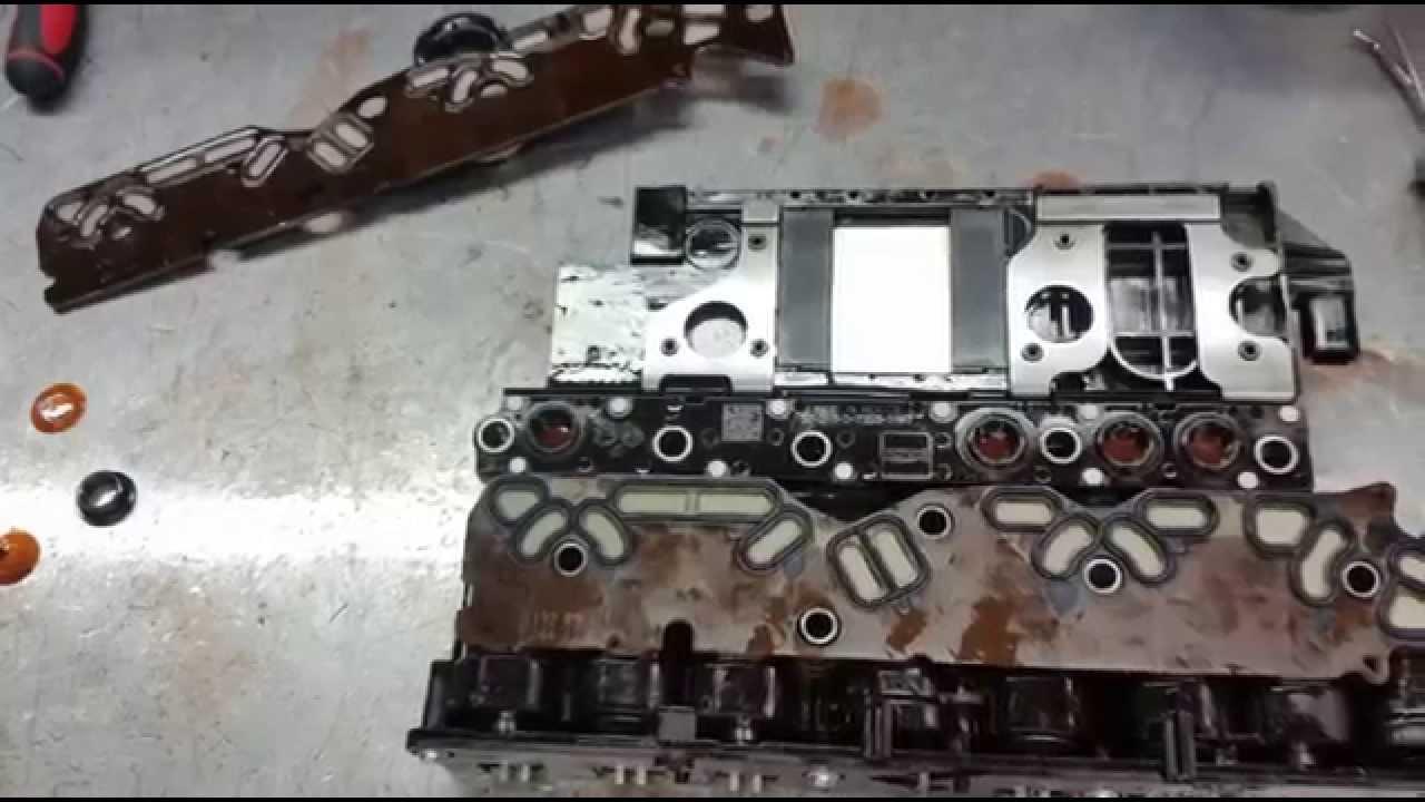 6t75 transmission techm valve body repair youtube fandeluxe Gallery