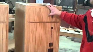"Ben With Diy Network's Tv Show  ""bath Crashers"" Cabinets"