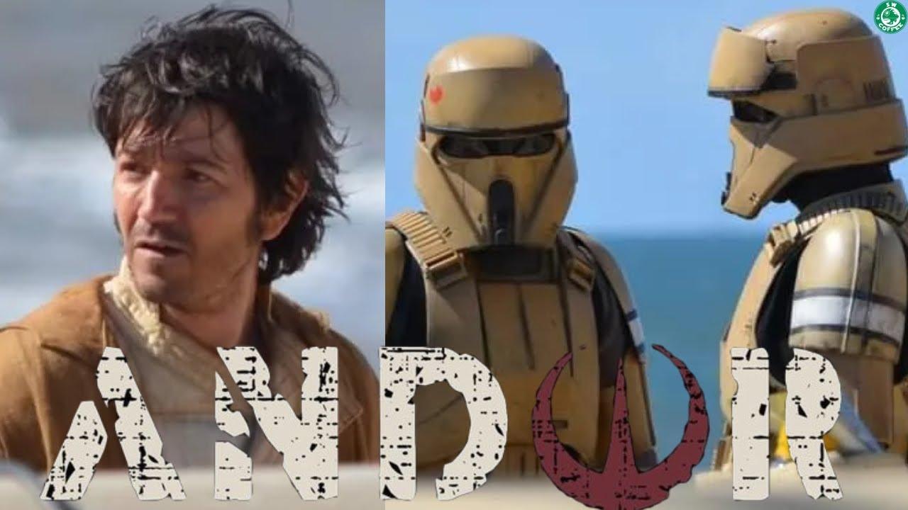 Download Star Wars Cassian Andor Series Set Photos & Video LEAKS!