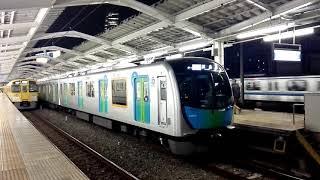 [FHD]2018/03/31 西武鉄道40000系「拝島ライナー」拝島行 西武新宿駅出発