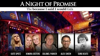 A Night of Promise: The because I said I would Gala