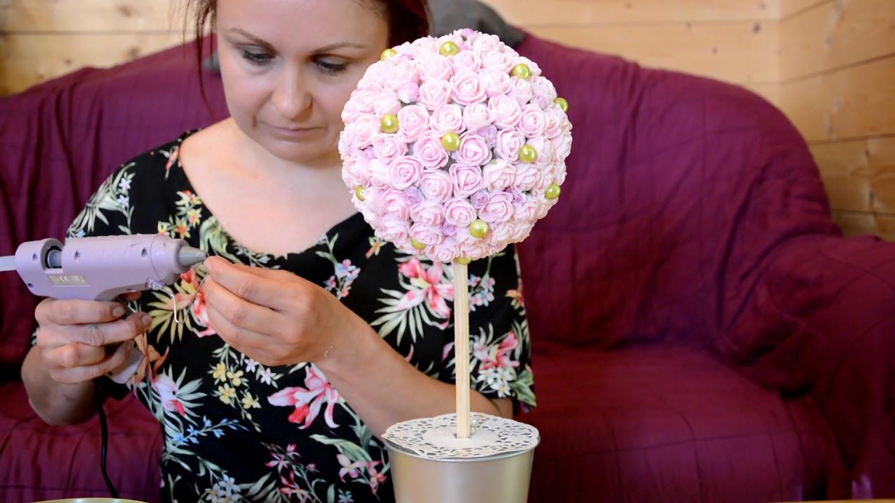 Kule Kwiatowe Dekoracje Na Kazda Okazje Youtube