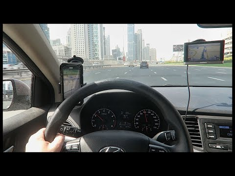 What Is Driving REALLY Like In Dubai | Hiring A Rental Car In UAE
