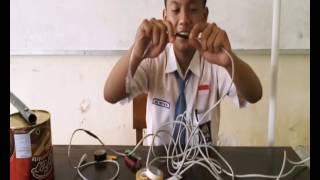 Membuat Antena dari Kaleng Bekas