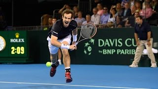 Shot of the Day - Andy Murray (GBR)