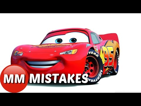 10 Disney Cars 2 Fails You Totally Missed...
