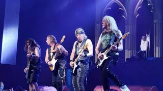 Iron Maiden - Hallowed Be Thy Name (Live) 7-22-19 Charlotte, NC