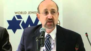 Mr. Stanley Urman, Justice for Jews from Arab Countries, American Sephardi Federation