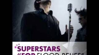"Strings - Sir Kiye Yeh Pahar - Superstars ""for Flood Relief"""